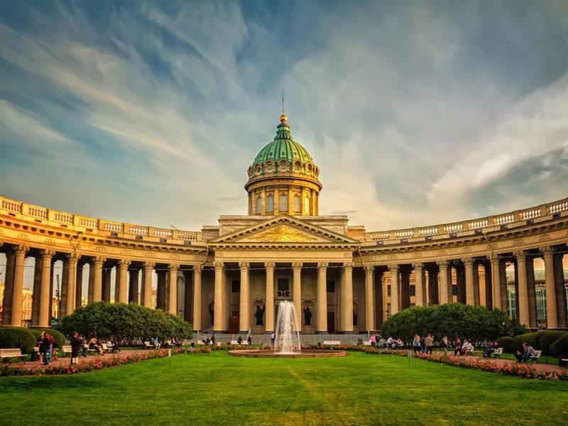 Recent Advances in Algorithms, St. Petersburg